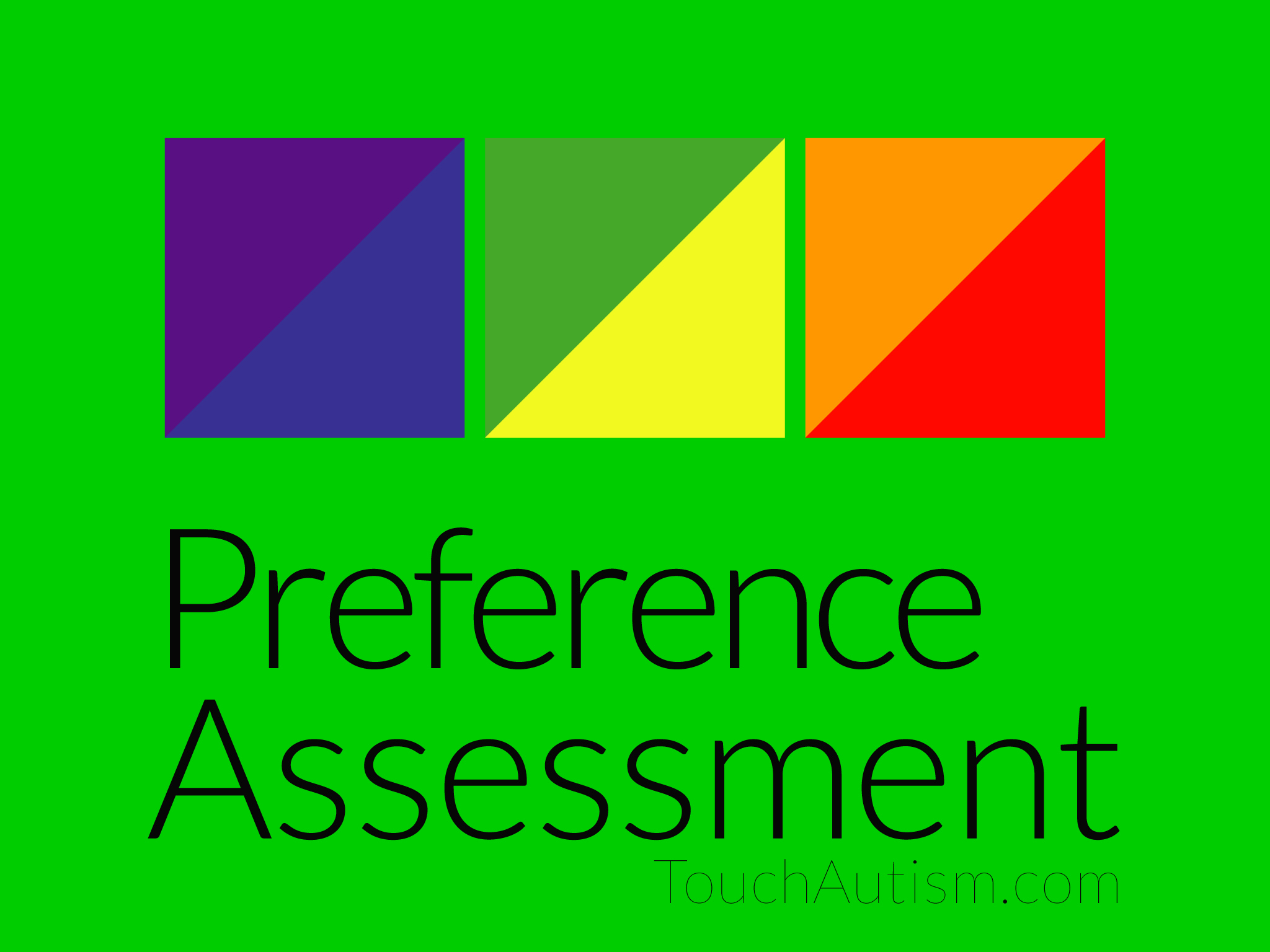Best Rated Apps For Autism And Applied >> Preference Reinforcer Assessment Touch Autismtouch Autism