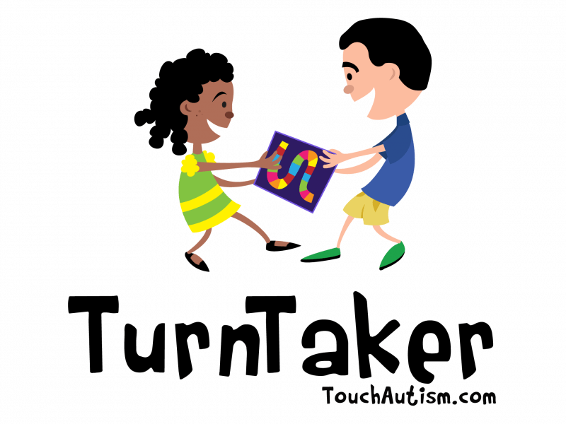 Taking Turns Social Story & Sharing Timer AppTouch Autism