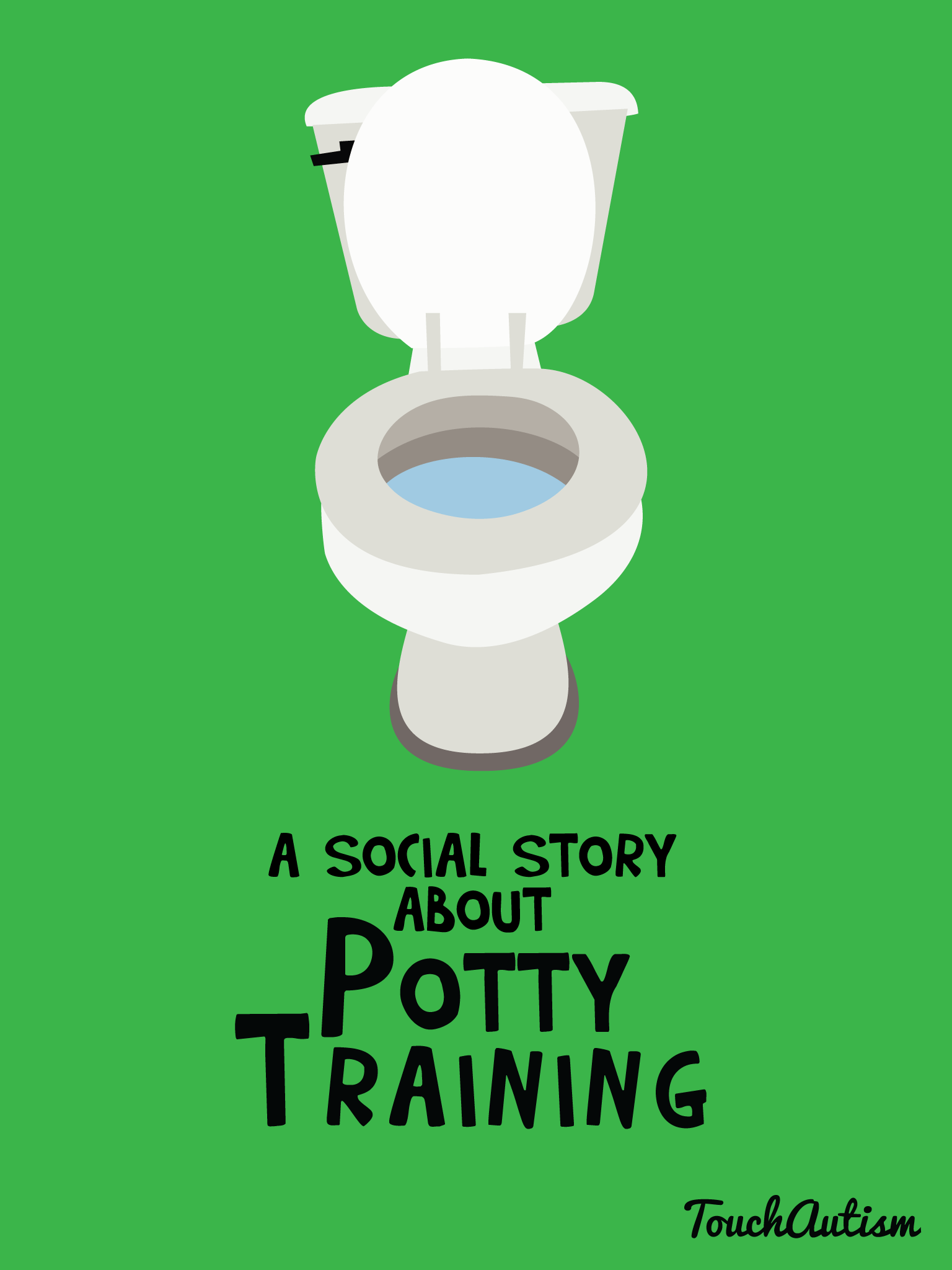 picture regarding Free Printable Social Stories for Preschoolers known as Potty Doing exercises Social Tale AppTouch Autism