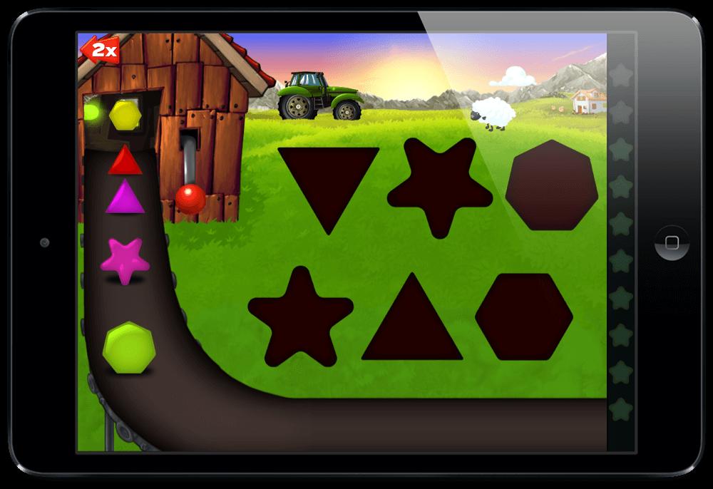 My Shapes & Colors Farm Puzzle Review
